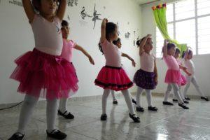 Clases de ballet bucaramanga