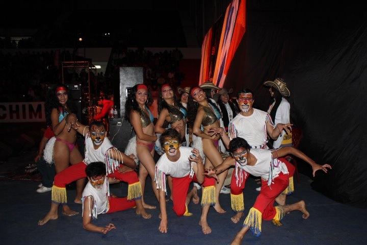 coreografias para fiestas en bucaramanga